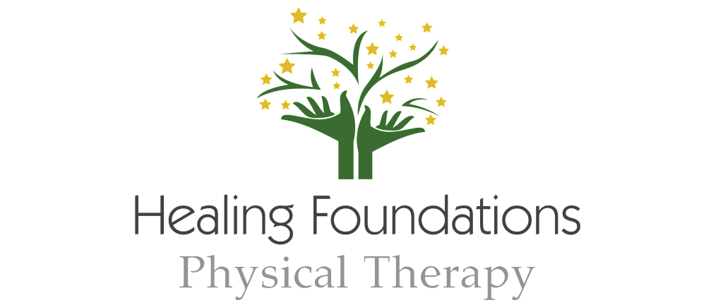 Healing Foundations Physical Therapy logo.